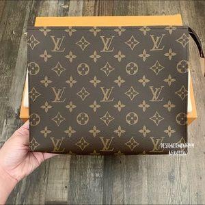 Louis Vuitton Bags - ❌❌SOLD❌❌🆕🇫🇷 Louis Vuitton Toiletry Pouch 26